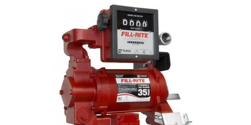 Насос для перекачки бензина PIUSI и FILL-RITE