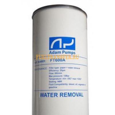 Фильтр тонкой очистки топлива Adam Pumps с водоотделением 60 л