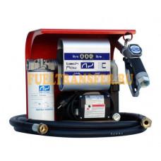 Минизаправка для перекачки и учета дизельного топлива HI-TECH 100F