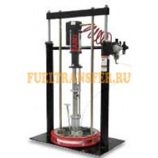 Экструзионная установка для бочки 200 л модель ARO TP0623S5