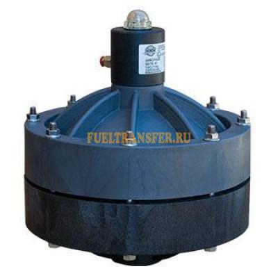 Автоматический демпфер пульсаций EQUAFLUX 200 PVDF