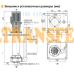 Вертикальный центробежный насос IM 110