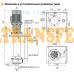 Вертикальный центробежный насос IM 130