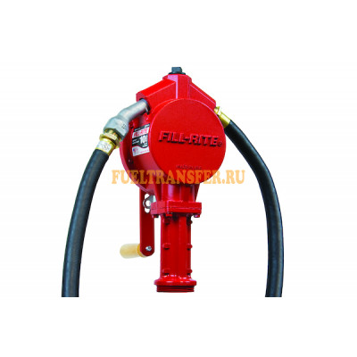 Ручной роторный насос для перекачки бензина FR112