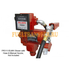 Комплект для перекачки бензина FR 705VELMN