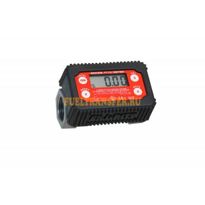 Электронный расходомер бензина TT 10AB Atex