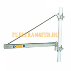Кран поворотный для электротали WRH - 600