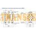 пневматический мембранный насос JOFEE MK06PP- AL/ST/TF/SS