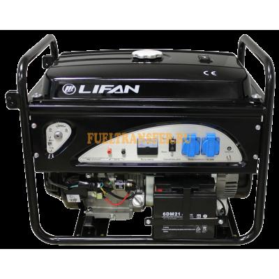 Генератор бензиновый LIFAN 4GF-4