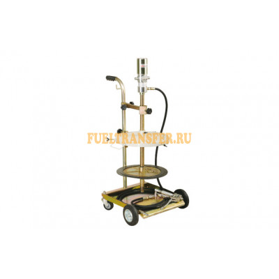 Пневматический нагнетатель смазки LubeWorks (16-30кг)