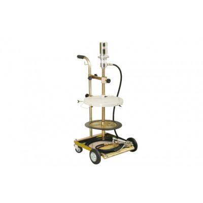 Пневматический нагнетатель смазки LubeWorks (16-30 кг)