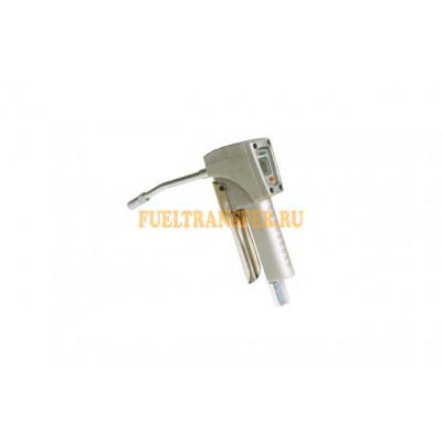 Пистолет с электронным счетчиком для раздачи консистентной смазки Lubeworks