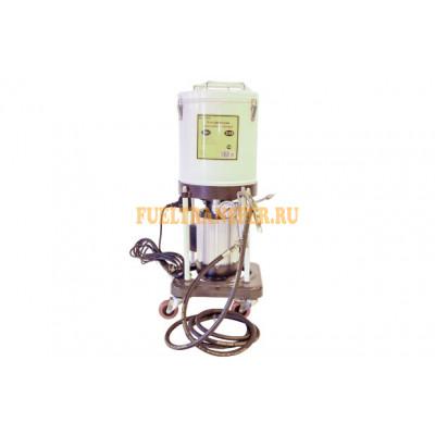 Передвижной электронагнетатель смазки  Lubeworks 380 В