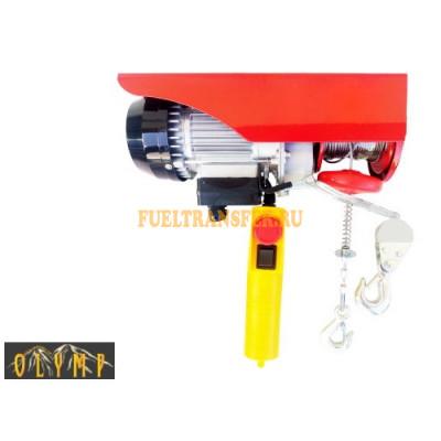 Таль электрическая канатная OLE 125/250 кг