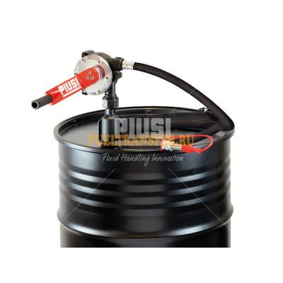 Бочковой роторный насос PIUSI HAND PUMP 3 M