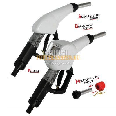 Автоматический  пистолет для раздачи AdBlue SB 325 Piusi