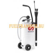 Пневматическая установка для откачки отработанного масла 371600