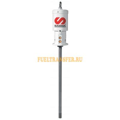 Пневматический насос для раздачи консистентной смазки Pumpmaster 3+3