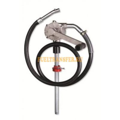 Роторный насос для перекачки бензина редукторный RB/3H
