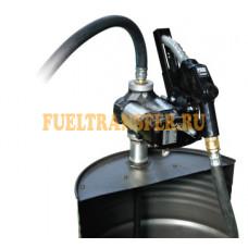 Бочковой комплект для перекачки топлива DRUM BI-PUMP 12V