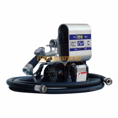 Комплект для перекачки дизельного топлива DRUM TECH 60 с счетчиком
