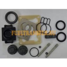 Ремкомплект пневмодвигателя из алюминия насоса JOFEE MK25/40/50