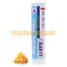 Многоцелевая смазка для повышенных нагрузок LI EP2 HD туба 400 г