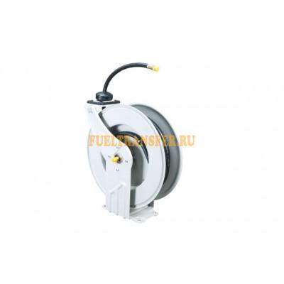 Автоматическая катушка с алюминиевой опорой Lubeworks
