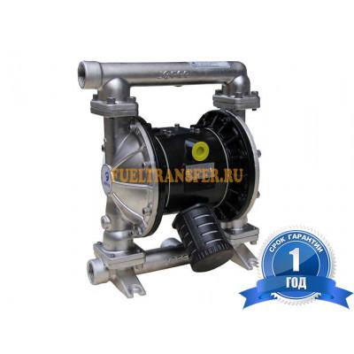 Мембранный пневматический насос JOFEE MK25AL-SS/ST/ST/ST