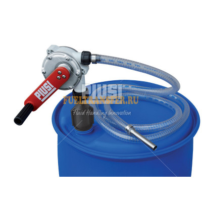 Роторный насос для перекачки AdBlue
