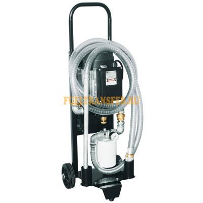 Установка для перекачки и фильтрации масла Depuroil