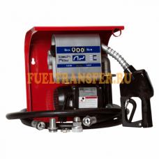 Мини заправка для перекачки дизельного топлива HI-TECH 60