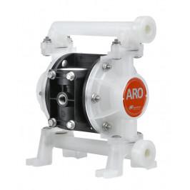 Мембранный двух линейный пневматический насос ARO PD03P-BRS-PTT/2