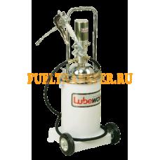 Пневматический нагнетатель смазки Lubeworks POP 013