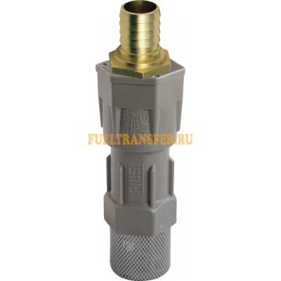 Обратный клапан с фильтром грубой очистки PIUSI 25
