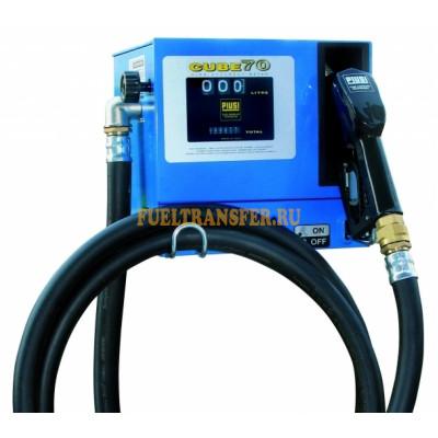 Минизаправка для отпуска и учета дизельного топлива Cube 70 К33