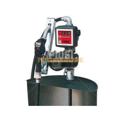 Бочковой комплект для перекачки масла DRUM Viscomat 90M K33