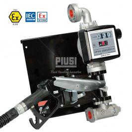 Мобильная минизаправка для перекачки и учета бензина ST EX 50 K33
