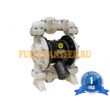 Мембранный пневматический насос JOFEE MK25PP-PM/VT/TF/VT