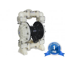 Мембранный пневматический насос JOFEE MK40PP-PP/ST/ST/PP