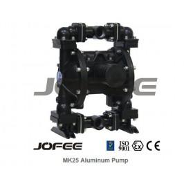 Мембранный пневматический насос JOFEE MK25SS-SS/VT/TF/VT