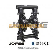 Мембранный пневматический насос JOFEE MK80AL-AL/ST/ST/ST