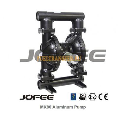 Мембранный пневматический насос JOFEE MK80AL-AL/HY/HY/HY