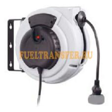 Катушка с электрическим кабелем 15м. 220 В./50 Гц.