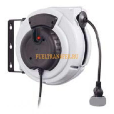 Катушка с электрическим кабелем 15 м 220 В/50 Гц