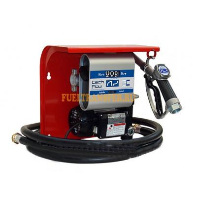 Мини заправка для дизельного топлива HI-TECH 100