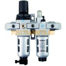 Фильтр-регулятор-лубрикатор Heavy Duty FRCLM 136134-S