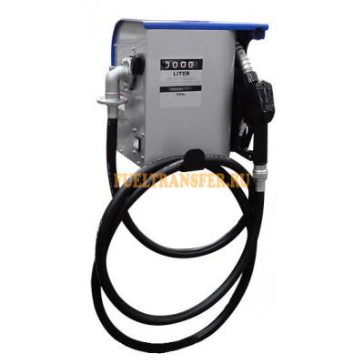 Мини колонка для перекачки и учета дизельного топлива AF 100