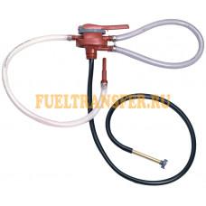 Ручной насос для перекачки топлива и масла DPP/20 CARBUSET