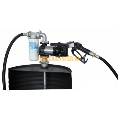 Бочковой комплект для перекачки бензина DRUM EX50 230v